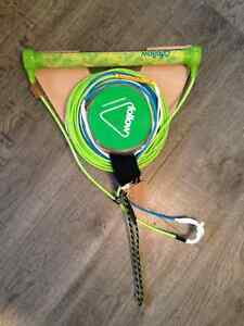 Brand new Follow Rope an handle $160