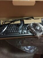 New gateway keyboard and mouse sub hook up