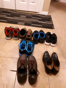 Sport / casual / dress shoes adults size 7 to 10