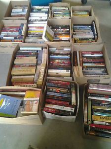 LOT OF 200 ROMANCE'S BOOKS FOR SALE
