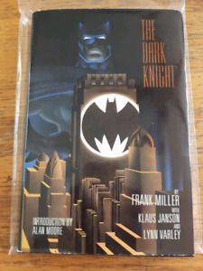 The Dark Knight signed hardcover Ltd to 4000