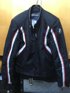 "BMW MOTORAD WOMENS SIZE M ""CLUB 2"" JACKET"