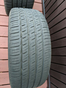 Summer tire package