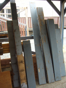 PRICE REDUCED:  Reclaimed 2 x 6 and 2 x 8 SPF Lumber