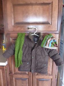 Manteau pour enfant de 2 ans