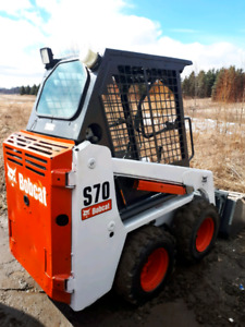 Bobcat S70 Skid steer