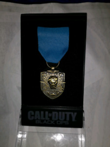 Call of duty black ops medal