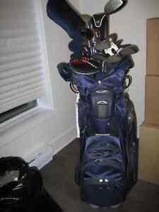 Ensemble de golf Wilson Staff Di7, 15 fers et bois