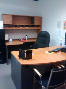 Free Office Furniture - One Day Only!