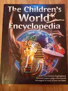 The Children's World Encyclopedia (book)