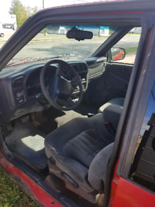 Chevy s 10 4x4 automatic