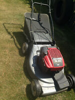 Craftsman 5.0 HP Self Propelled gas Lawn Mower