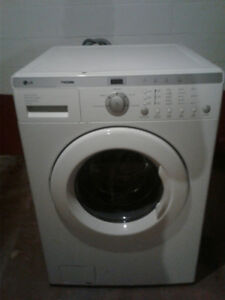 LG TROMM washing Machine or kenmore washer available