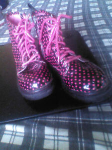 Girl Skechers shoes and boots