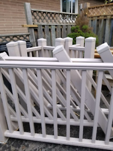 Porch fence for sale