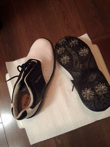 Like new...Ladies FootJoy golf shoes