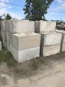 Concrete Landscape Blocks