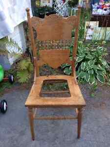 Antique Chair from early 1900's  *** Very Beautiful Chair