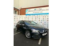 2014 Mercedes-Benz A Class A220 CDI BlueEFFICIENCY AMG Sport 5dr Auto HATCHBACK