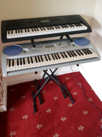 Casio CTK-3000 and Yamaha PSR-275 for sale  Portadown, County Armagh