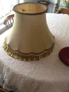 Lamp shade made in Holland