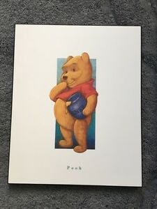 Winnie the Pooh and Tigger  wall art