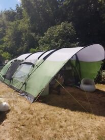 Outwell Lakeside 600 Family Tent