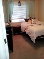 Furnished Room for Rent in Quiet Home