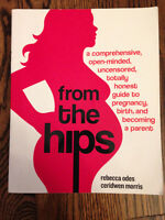 """From the Hips"" Pregnancy Book"