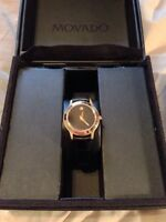 Men's watches and Movado women's watch