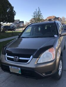 Rush Sale, 2004 Honda CRVEX-L, Sport Utility Vehicle , Brown