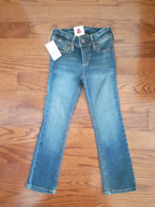 H&M slim jeans for 4 years old girl