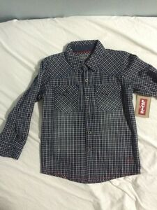 Brand new Levis dress shirt, size 6