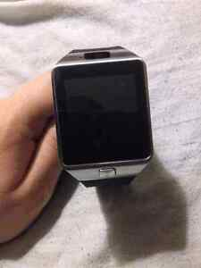 Smart watch in box