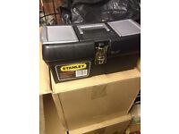 New Stanley tool box