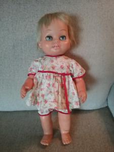 1962 Tiny Chatty Baby