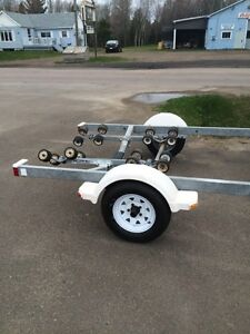 Shoreland'r 19' boat trailer