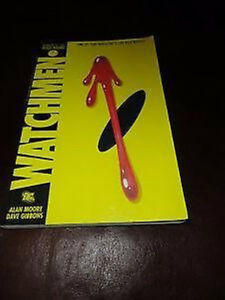 The Watchmen Gibbon and Moore Paperback