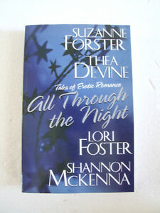 All through the Night by Forster and McKenna paperback London Ontario image 1
