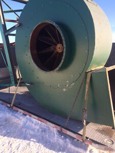 Centrifugal Blower Fan Ventilateur 40 000 CFM