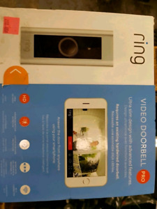 Ring Video Doorbell Pro (As seen on Tv)