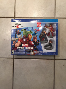 Brand new in package PS4 Marvel super heroes 2.0 edition