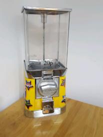 Beaver Sweet vending machine