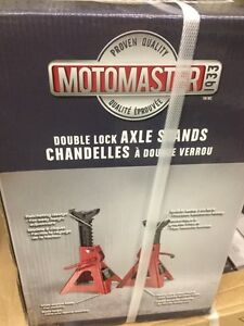 Axle stand new In box