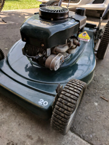 Lawnmower/small engine repair
