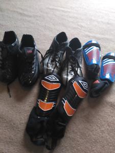 Recreational soccer stuff