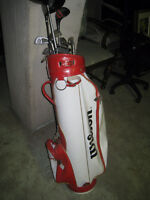 GOLF BAG /CLUBS