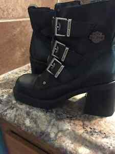 Like new Harley Davidson Ladies boots