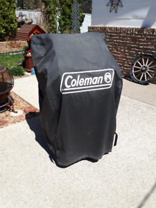 used COLEMAN  gas Barbecue
