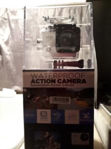 Caméra action waterproof